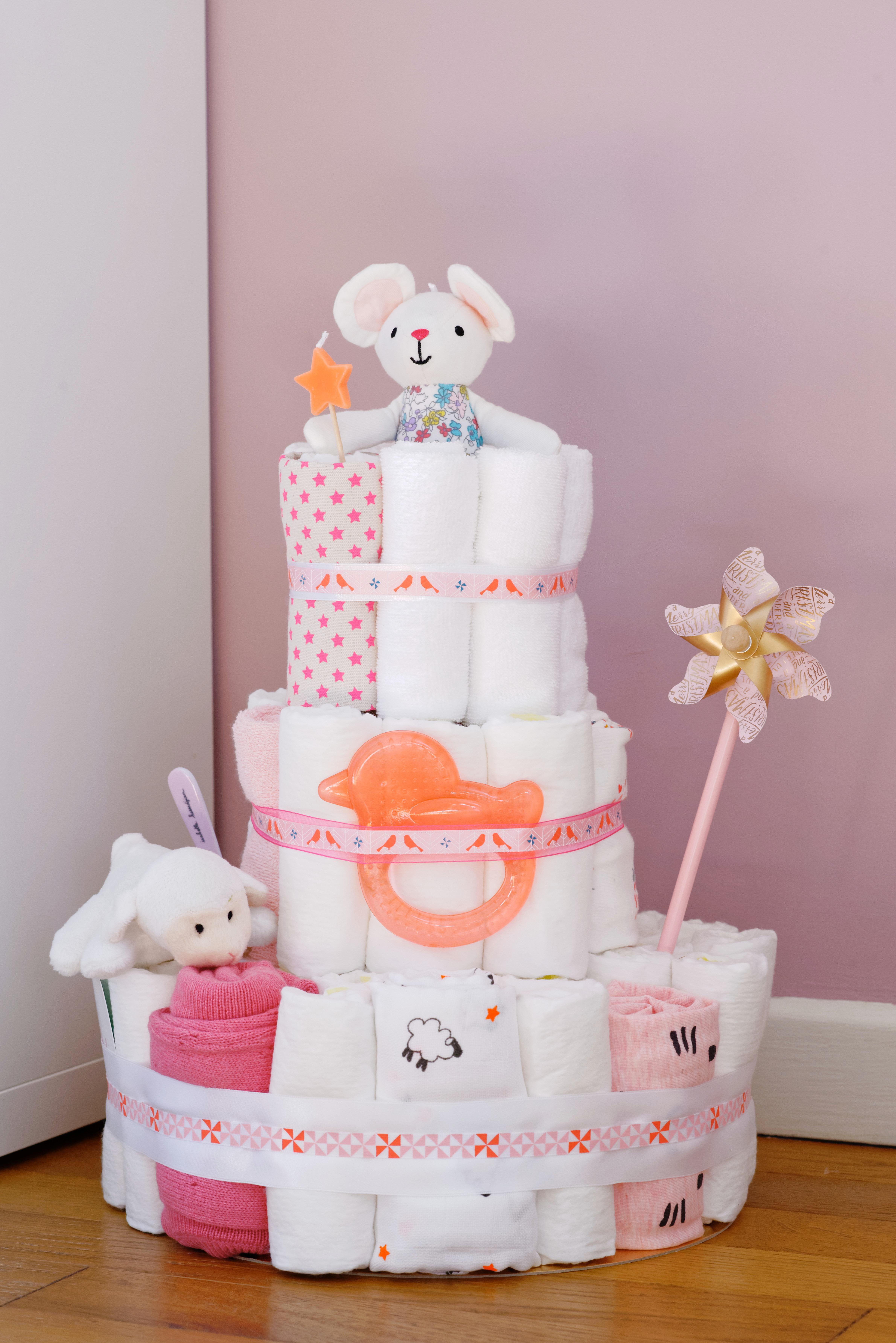 Diaper Cake Alice 5