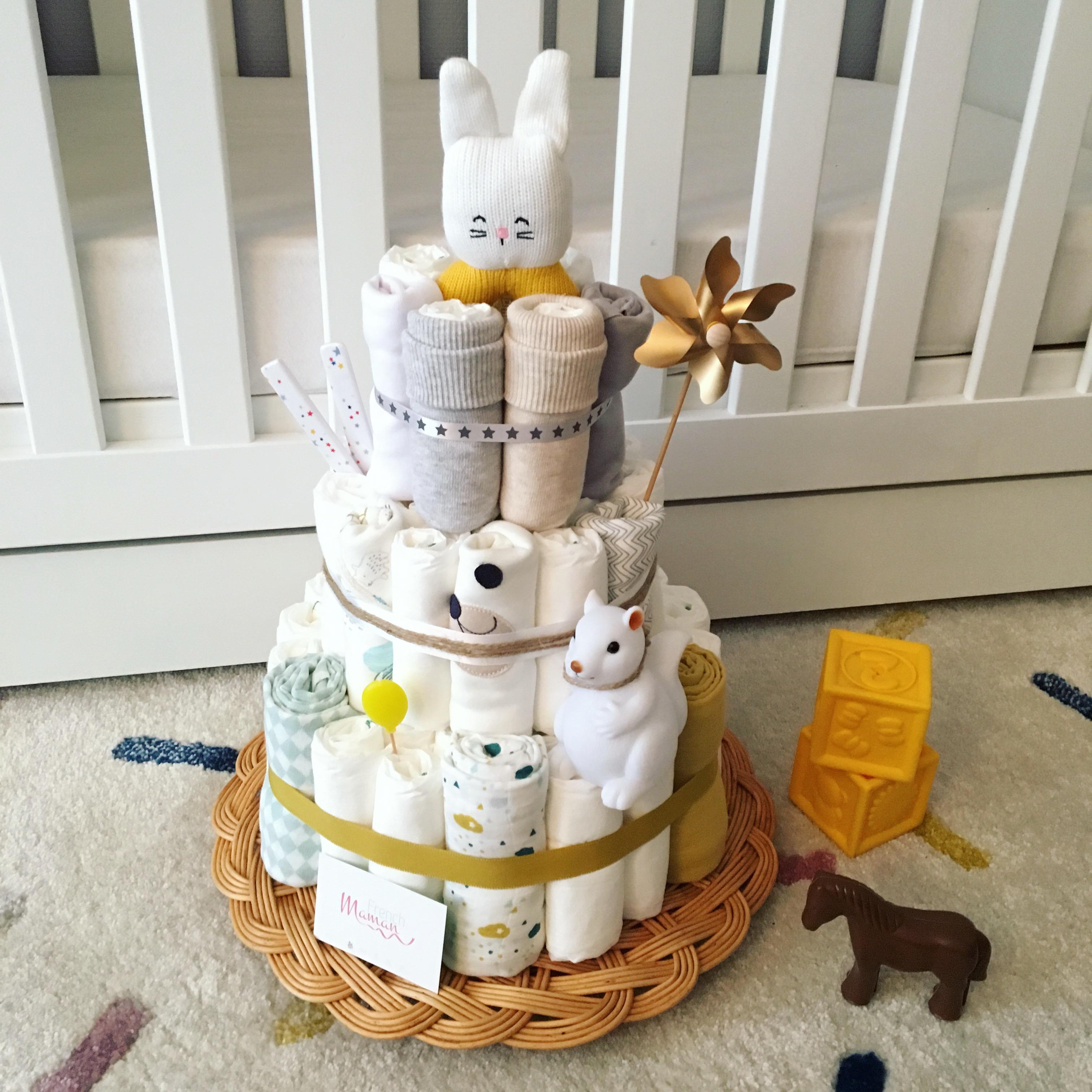 diapercake miel lapin-1